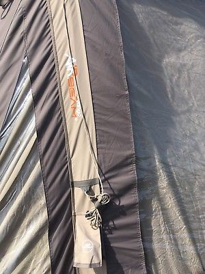 Vango Illusion 800 Xl Tc Tent Package 8 Man Family Tent