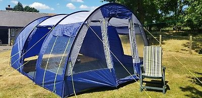 Calgary 6 man highland trail tent in